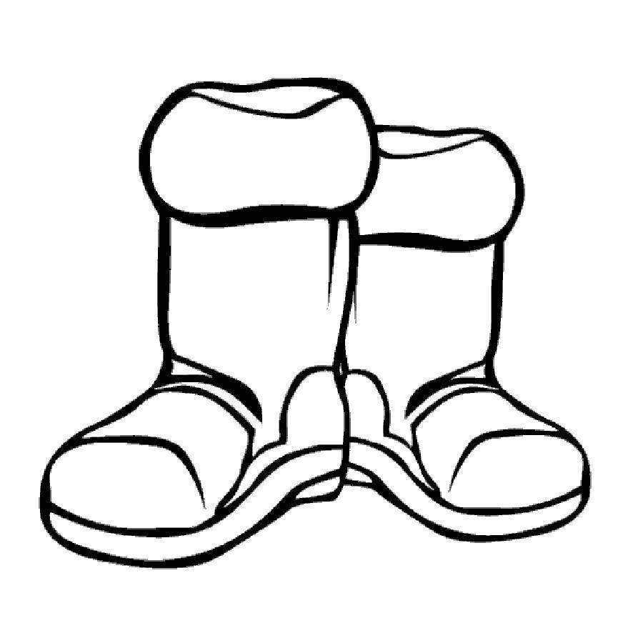 Раскраска обувь Скачать шопкинс, молоко.  Распечатать ,раскраски,