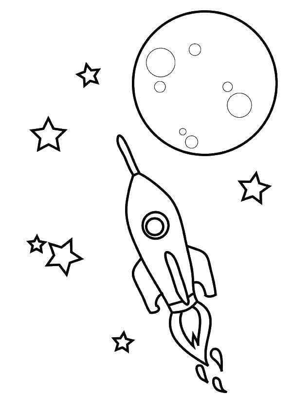 Раскраска космические корабли Скачать буквы, а, алфавит, .  Распечатать ,Английский алфавит,