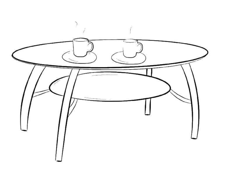 Раскраска мебель Скачать Птицы, петушок.  Распечатать ,как нарисовать поэтапно животных,