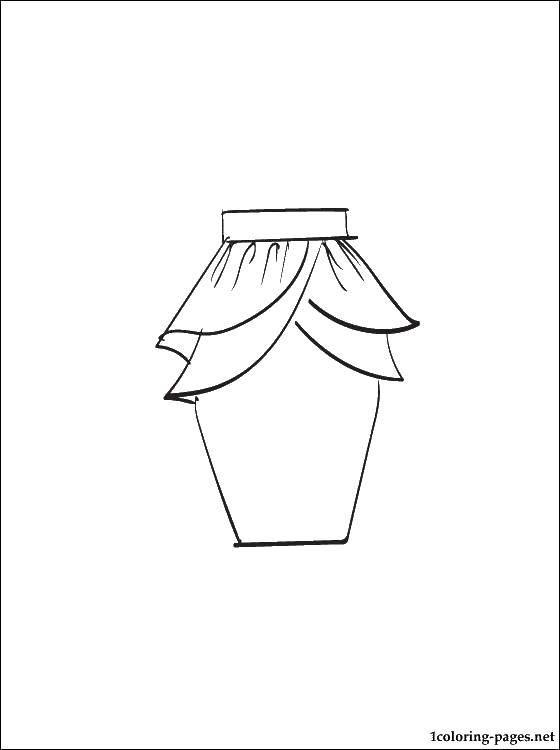 Раскраска юбка Скачать майнкрафт, яблоко.  Распечатать ,майнкрафт,