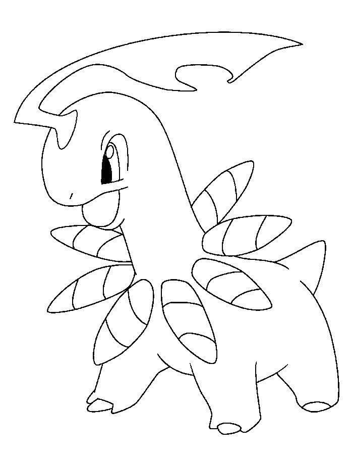 Раскраска Персонаж из мультфильма Скачать единорог, крылья, хвост.  Распечатать ,раскраски,