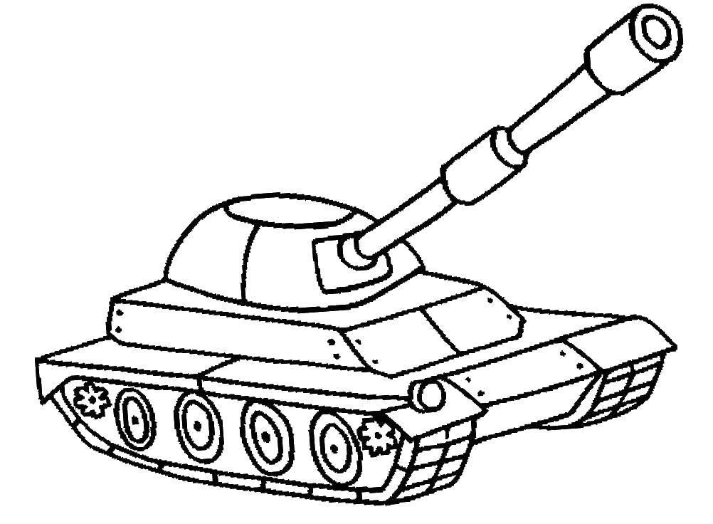 раскраски раскраска танк спецтехника раскраски на праздники