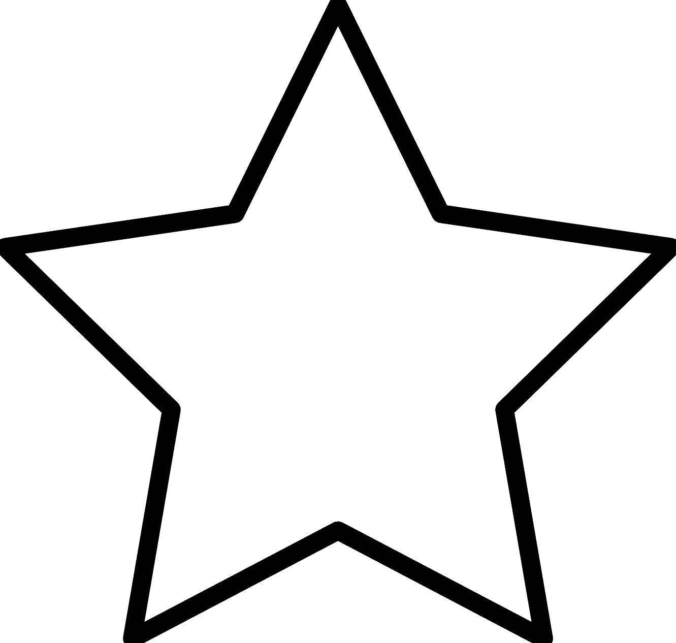 Раскраска Звезда Скачать ,звезда,.  Распечатать