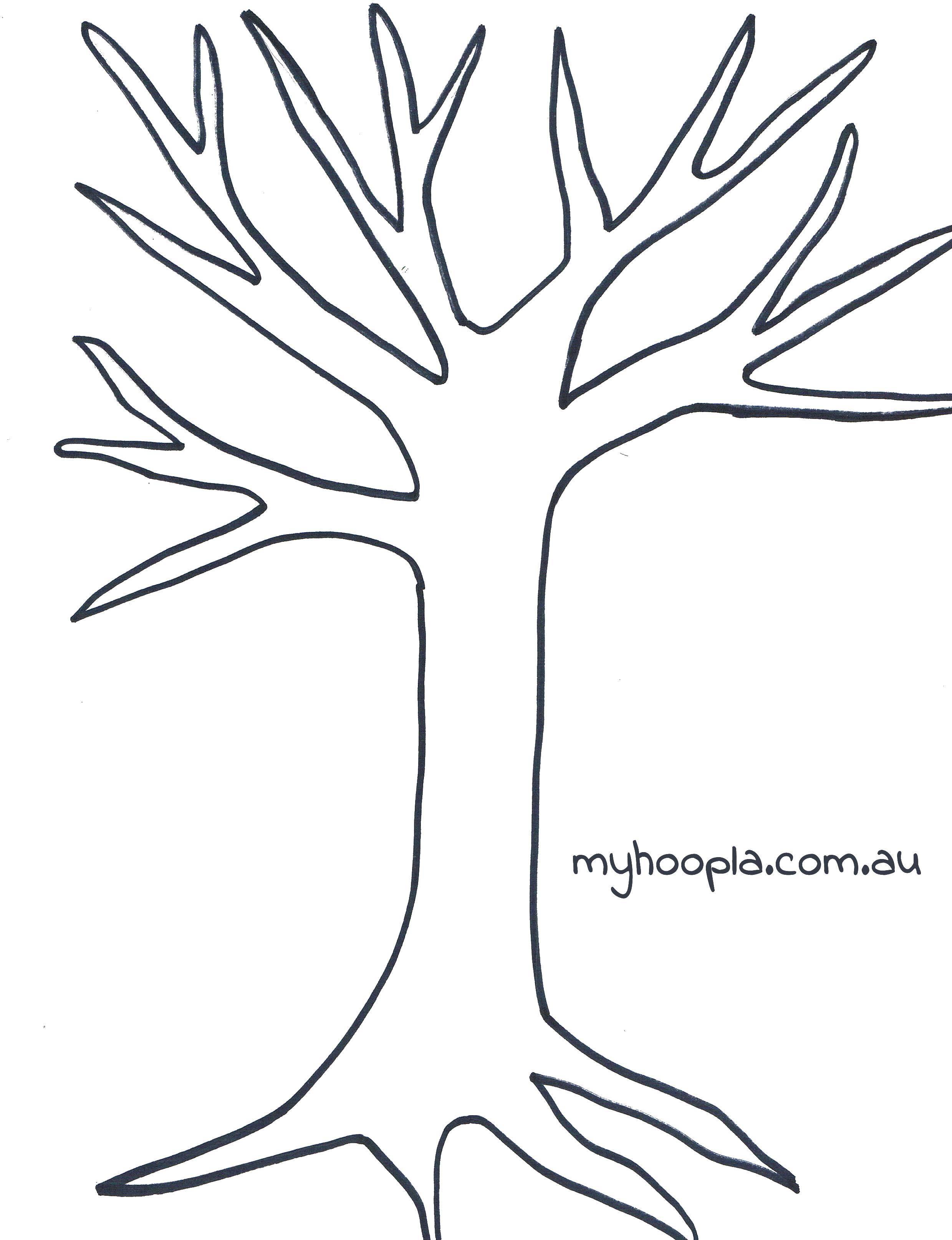 Раскраска Семейное дерево Скачать Праздник.  Распечатать ,раскраски,