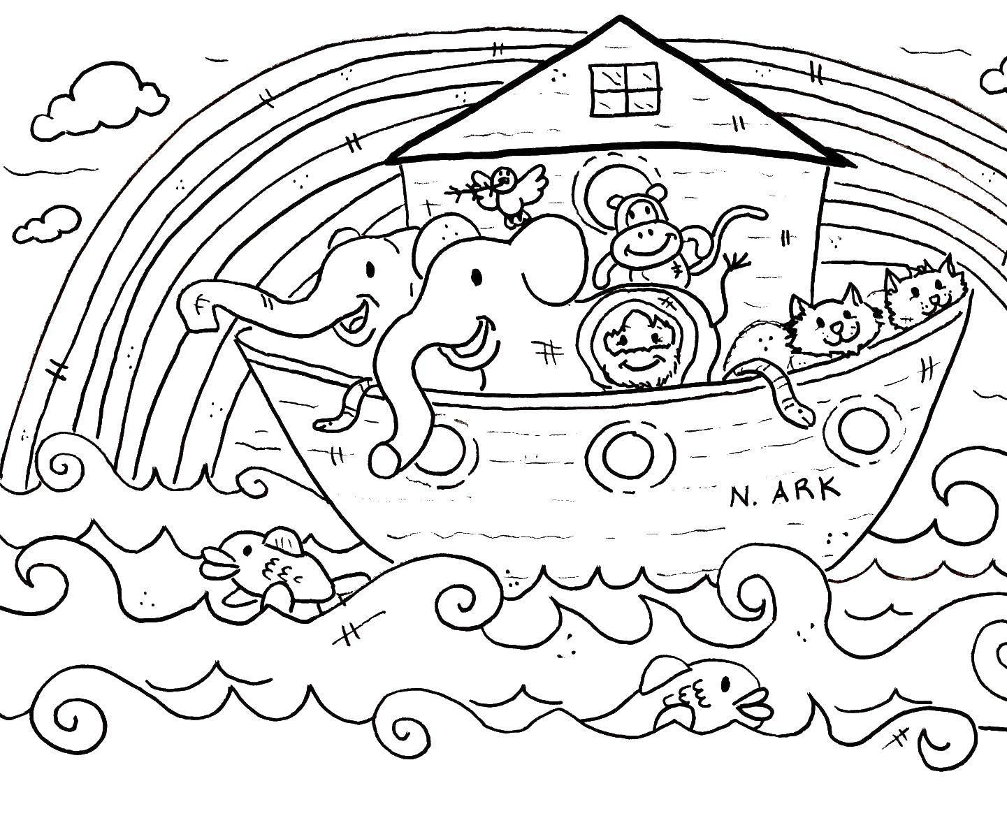 Раскраска библия Скачать собаки, животные, собака, кость.  Распечатать ,собаки,
