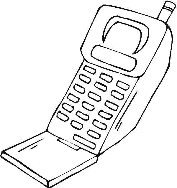 Раскраска телефон Скачать Спорт, гимнастика.  Распечатать ,гимнастика,