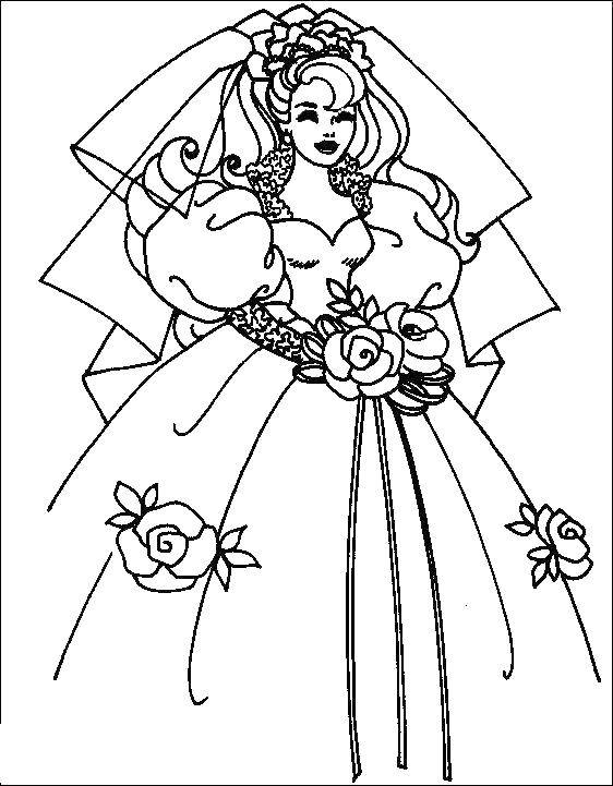 Раскраски платье, Страница:23.