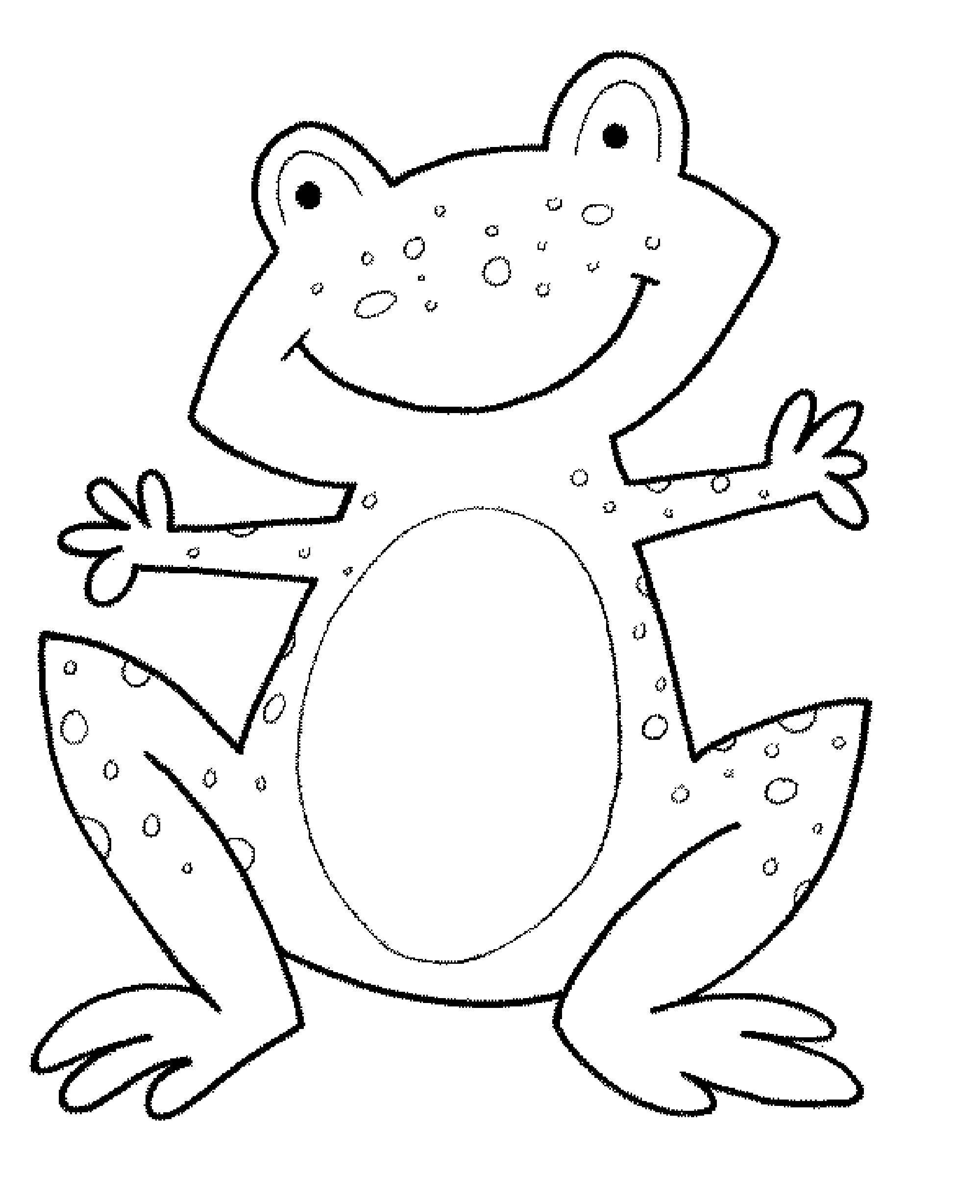 Раскраска Лягушка. Скачать Лягушка.  Распечатать ,лягушки,