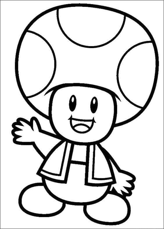 Раскраска Персонаж из игры Скачать ,шопкинс,торт,.  Распечатать