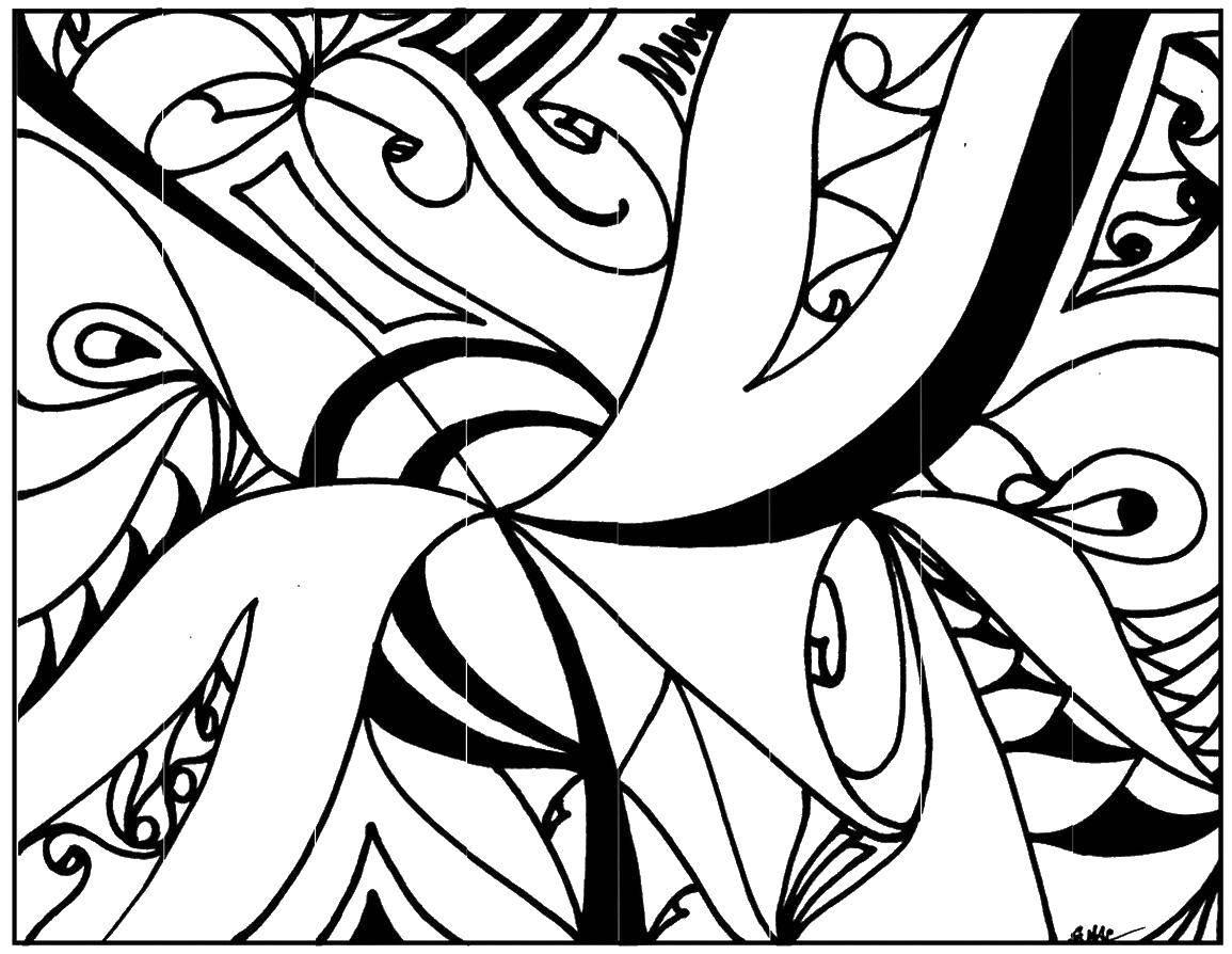 Раскраска Разные раскраски Скачать единорог, розы, крылья.  Распечатать ,единороги,