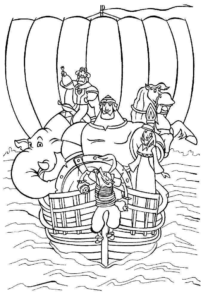 Раскраска Шамаханская царица Скачать сказка, Шамаханская царица, мультфильмы, богатыри.  Распечатать ,шамаханская царица,