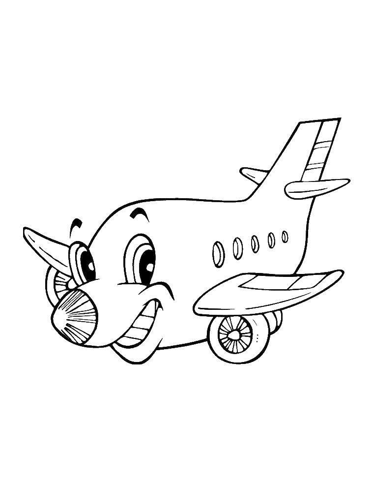 Раскраска самолеты Скачать черепашки ниндзя, Донателло.  Распечатать ,черепашки ниндзя,