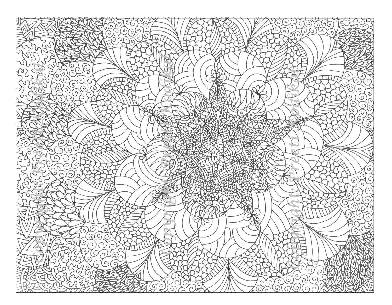 Название: Раскраска Узоры. Категория: Антистресс. Теги: антисресс, узоры, фигуры, цветы.