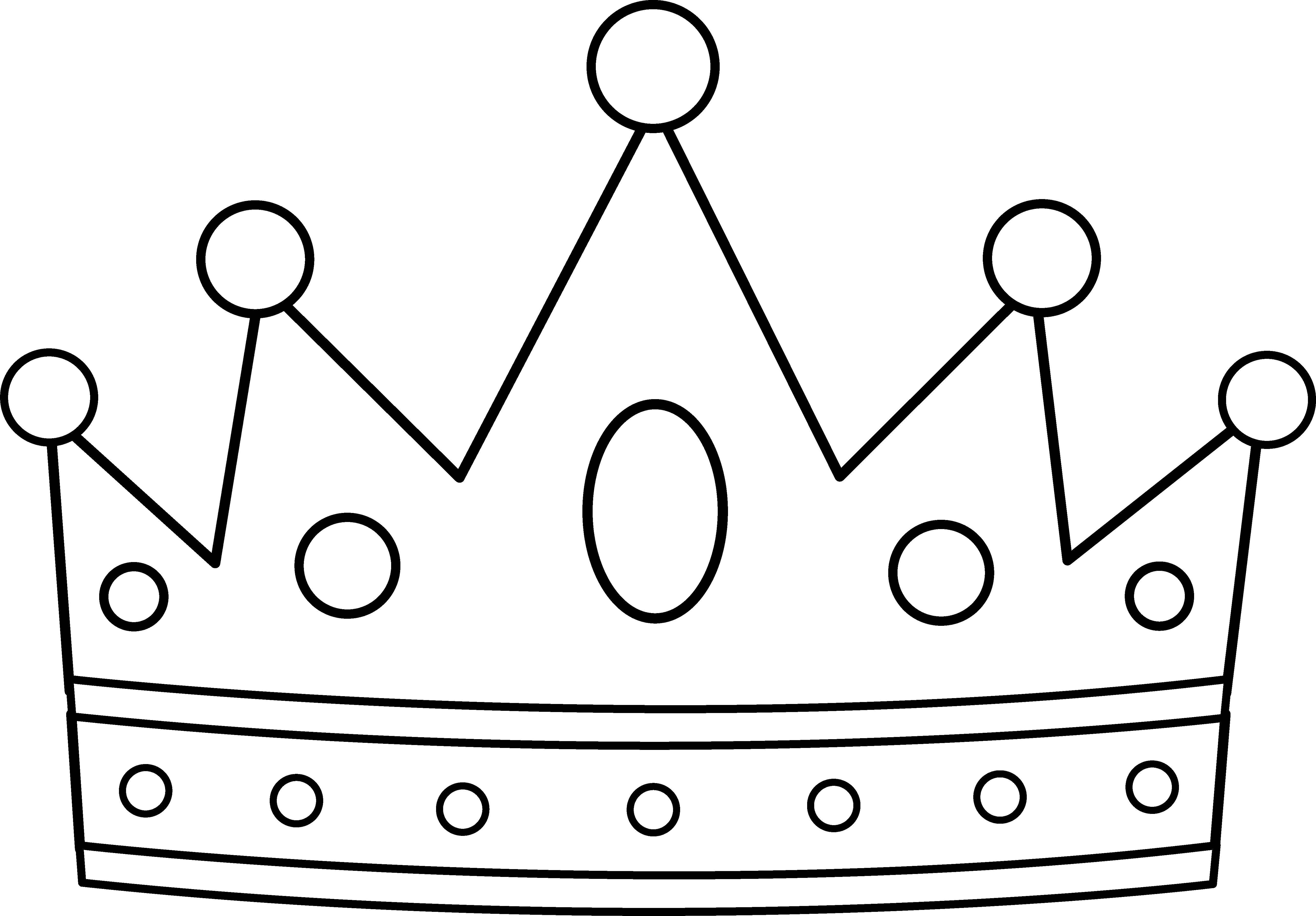 Раскраска Корона Скачать контру, елка.  Распечатать ,Контур дерева,