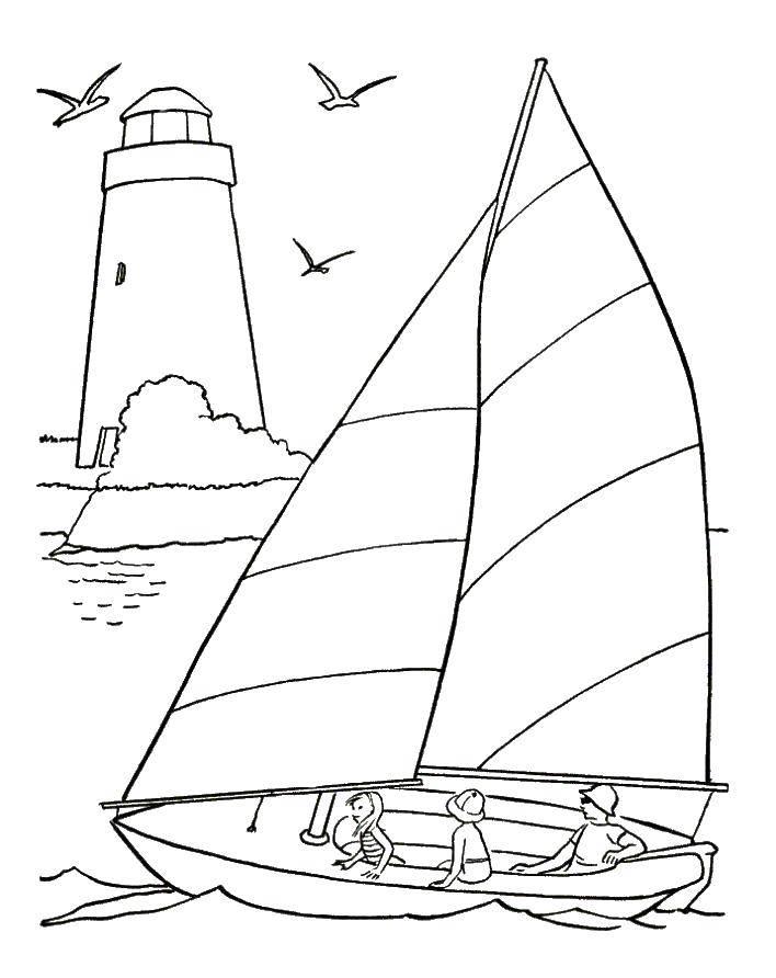 Раскраска корабль Скачать пират, усы, череп, серьги.  Распечатать ,Нарисуй по точкам,