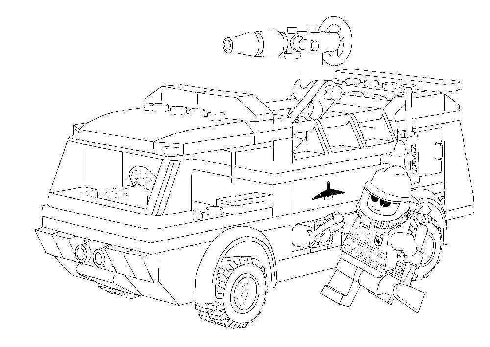 Раскраска Лего Скачать остров, пираты, корабль.  Распечатать ,остров сокровищ,