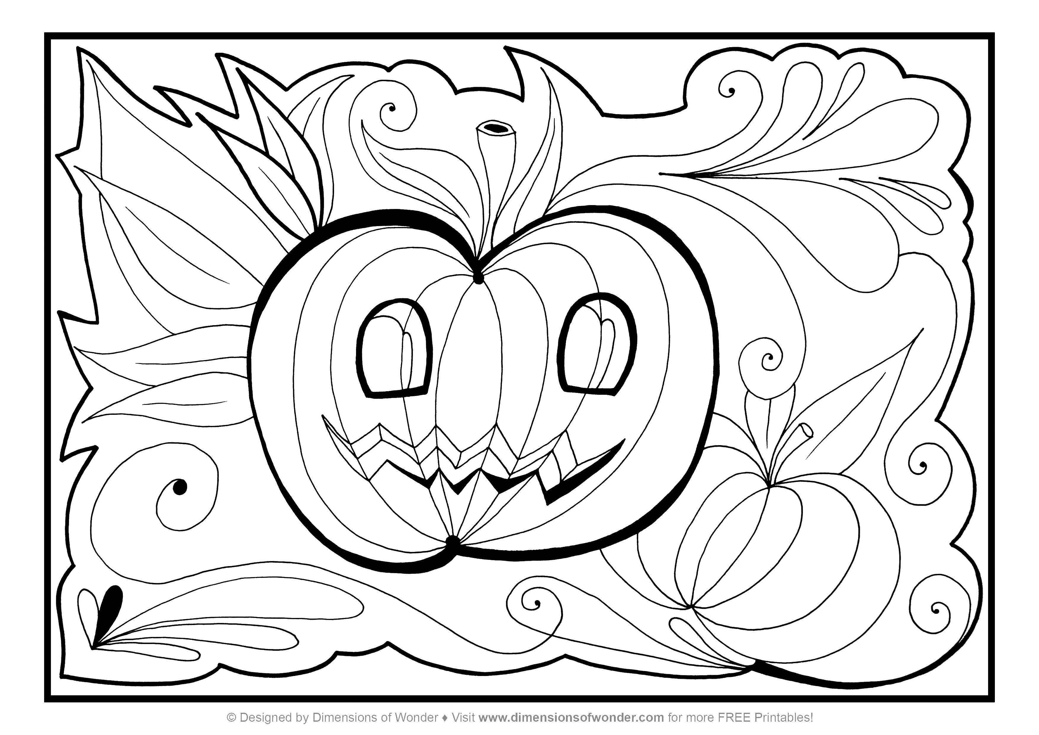 Раскраска Тыква хелоуин. Скачать тыква, хелоуин.  Распечатать ,маска,
