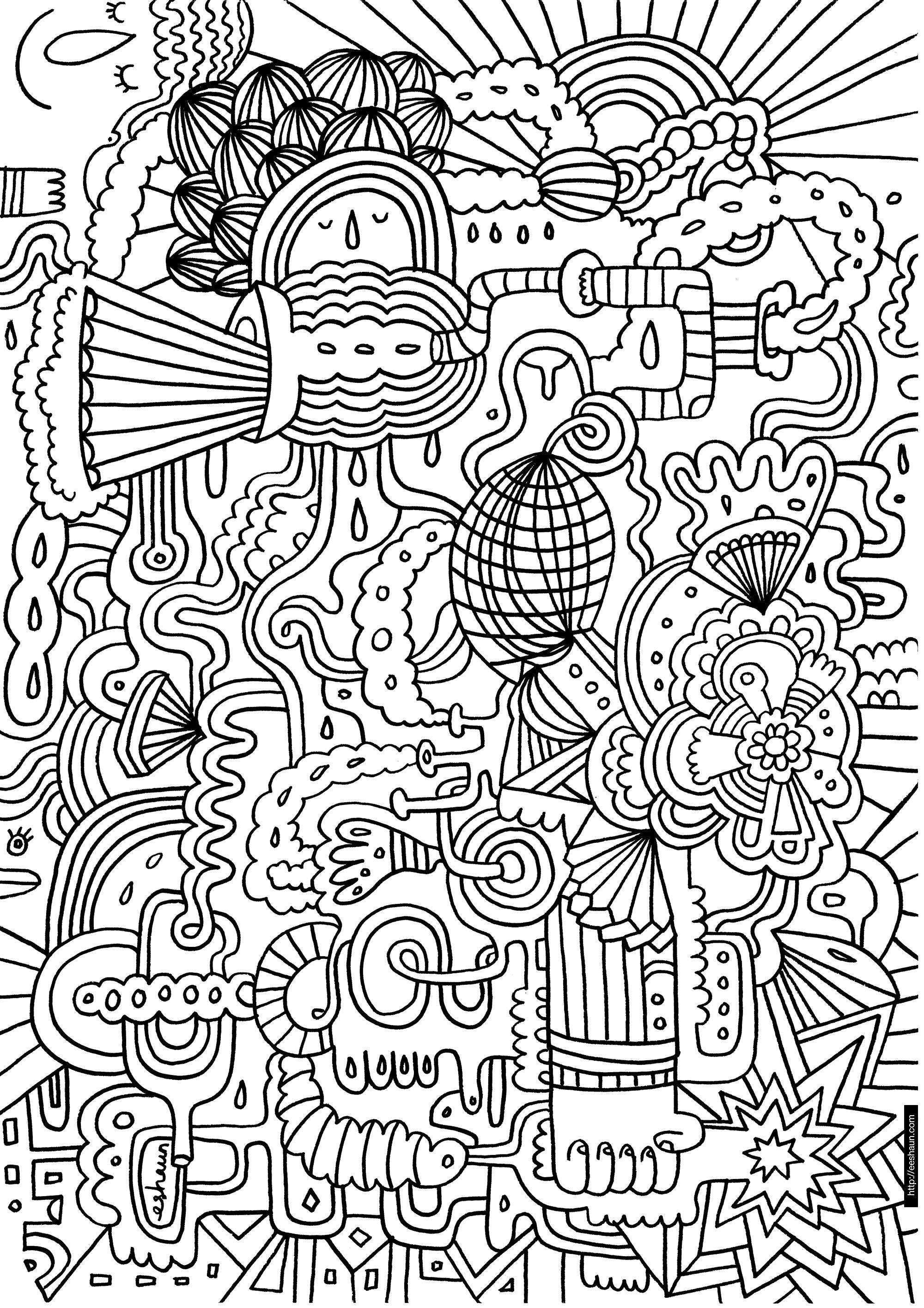 Раскраски Раскраска Тарелочка в узорчиках С узорами ...
