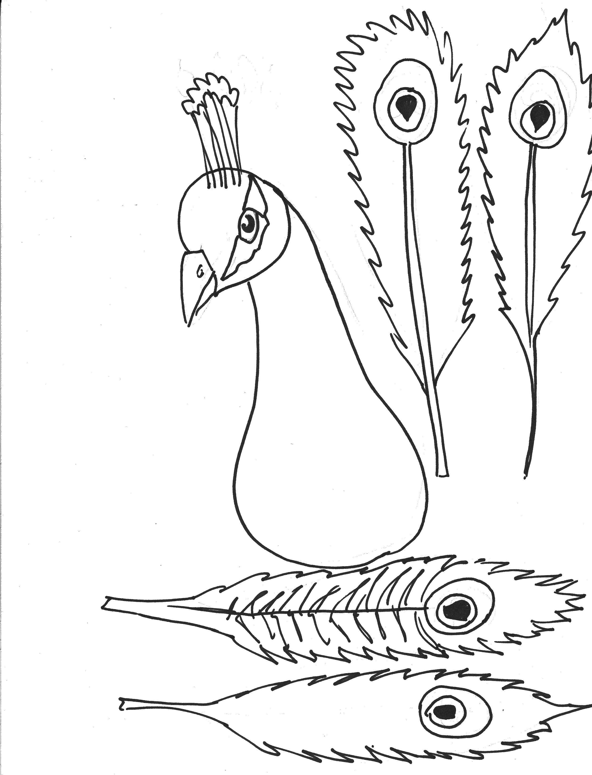 выколотки жар-птица без хвоста картинки раскраски эти