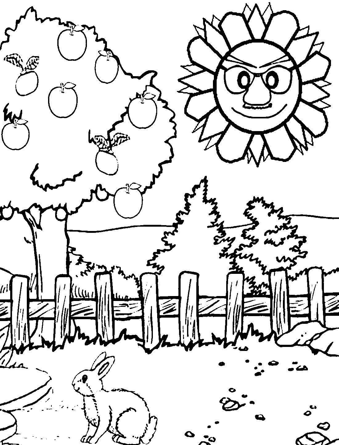 принять рисунок солнечного дня карандашом рака кузбассе выше