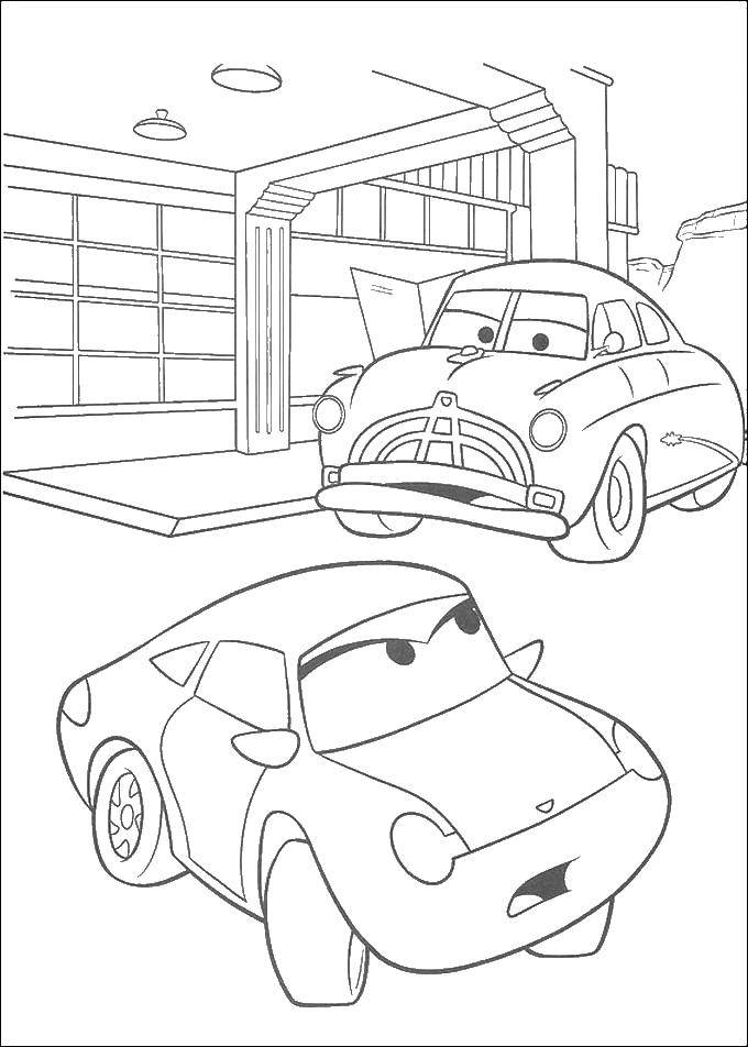 Coloring sheet Cars Download celebrity, basketball player, Allen Iverson.  Print ,coloring,
