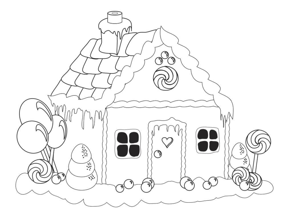 Coloring sheet Coloring pages house Download ,bacteria,.  Print