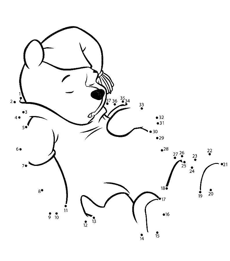 Coloring Doris points Winnie the Pooh Download at points, Winnie the Pooh,.  Print