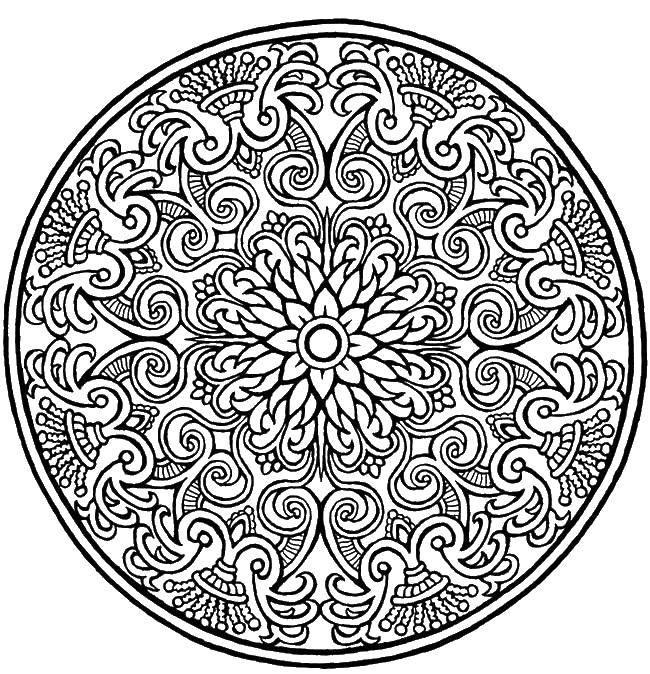 Coloring sheet patterns Download Dwarf, Snow White.  Print ,gnomes,