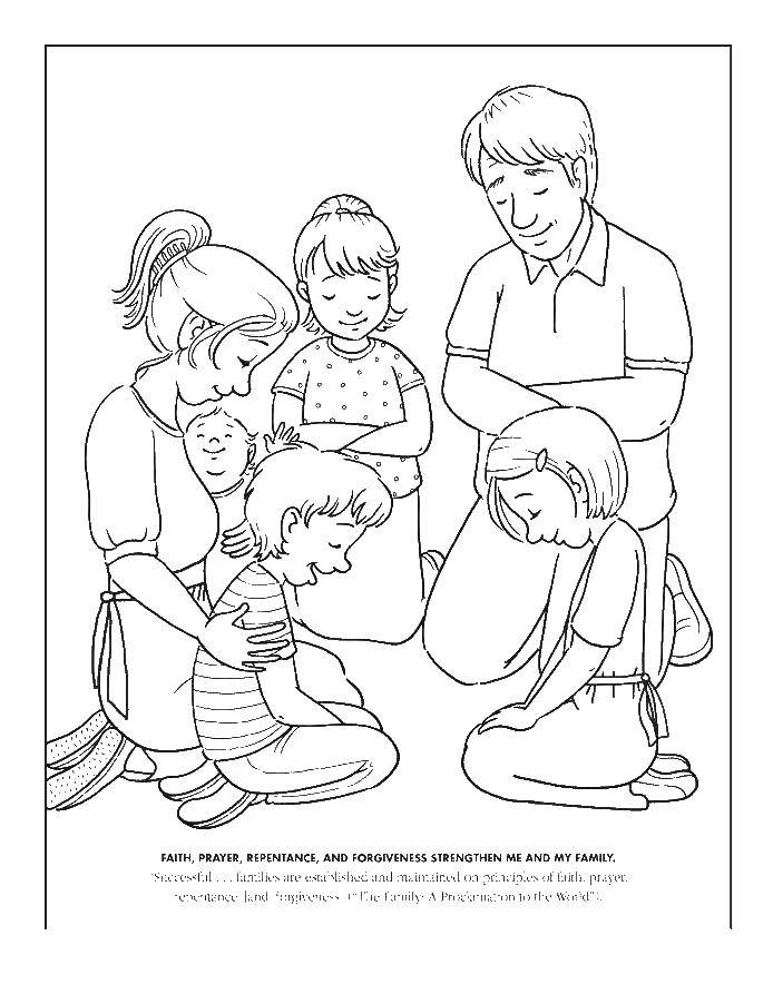 Coloring sheet religion Download .  Print