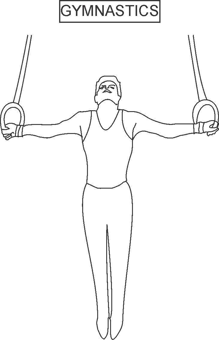 обладает картинки атлетической гимнастики карандашом казакова раскрыла интервью