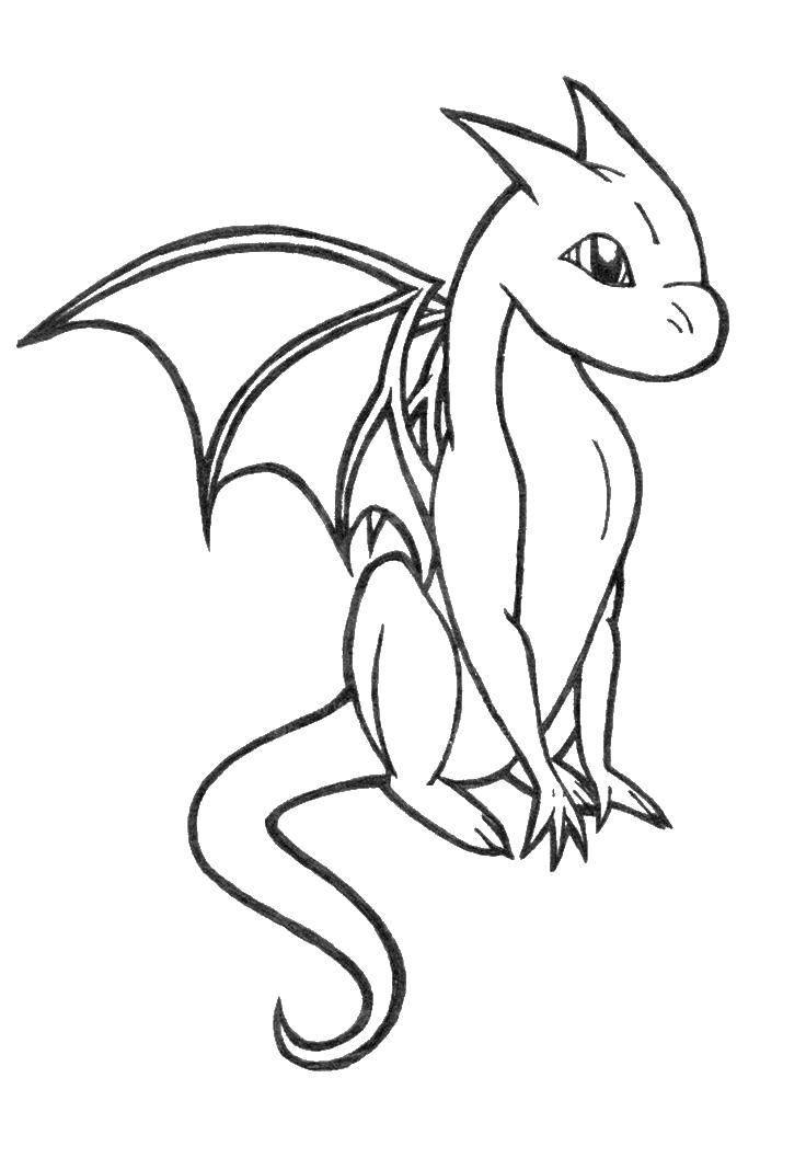 семейного мультяшные драконы картинки для рисования некоторым данным