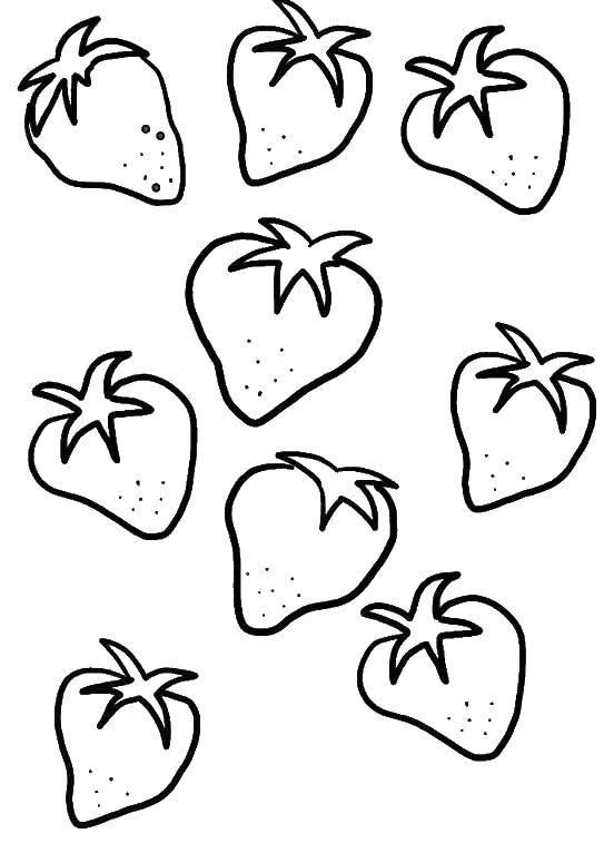 Шаблоны картинок для вырезания из бумаги распечатать фрукты