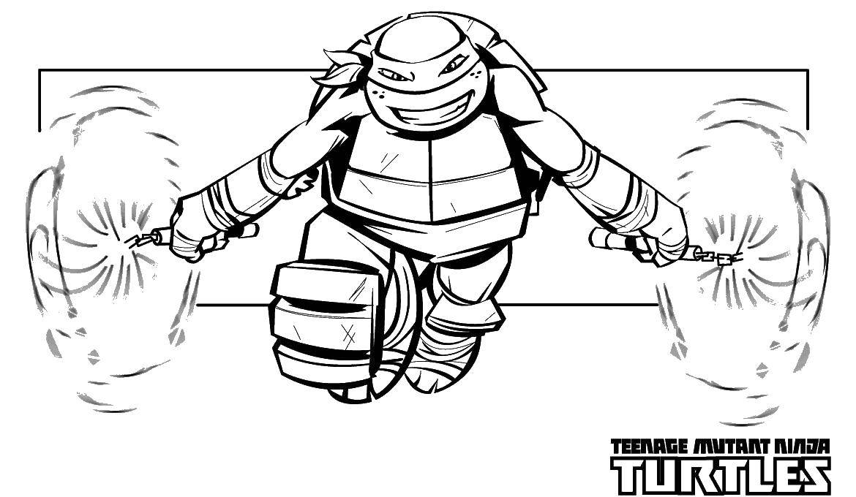 Coloring sheet teenage mutant ninja turtles Download .  Print