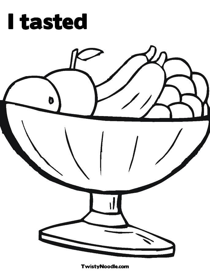 Coloring sheet fruit Download tale, Alice, the Cheshire cat.  Print ,Fairy tales,