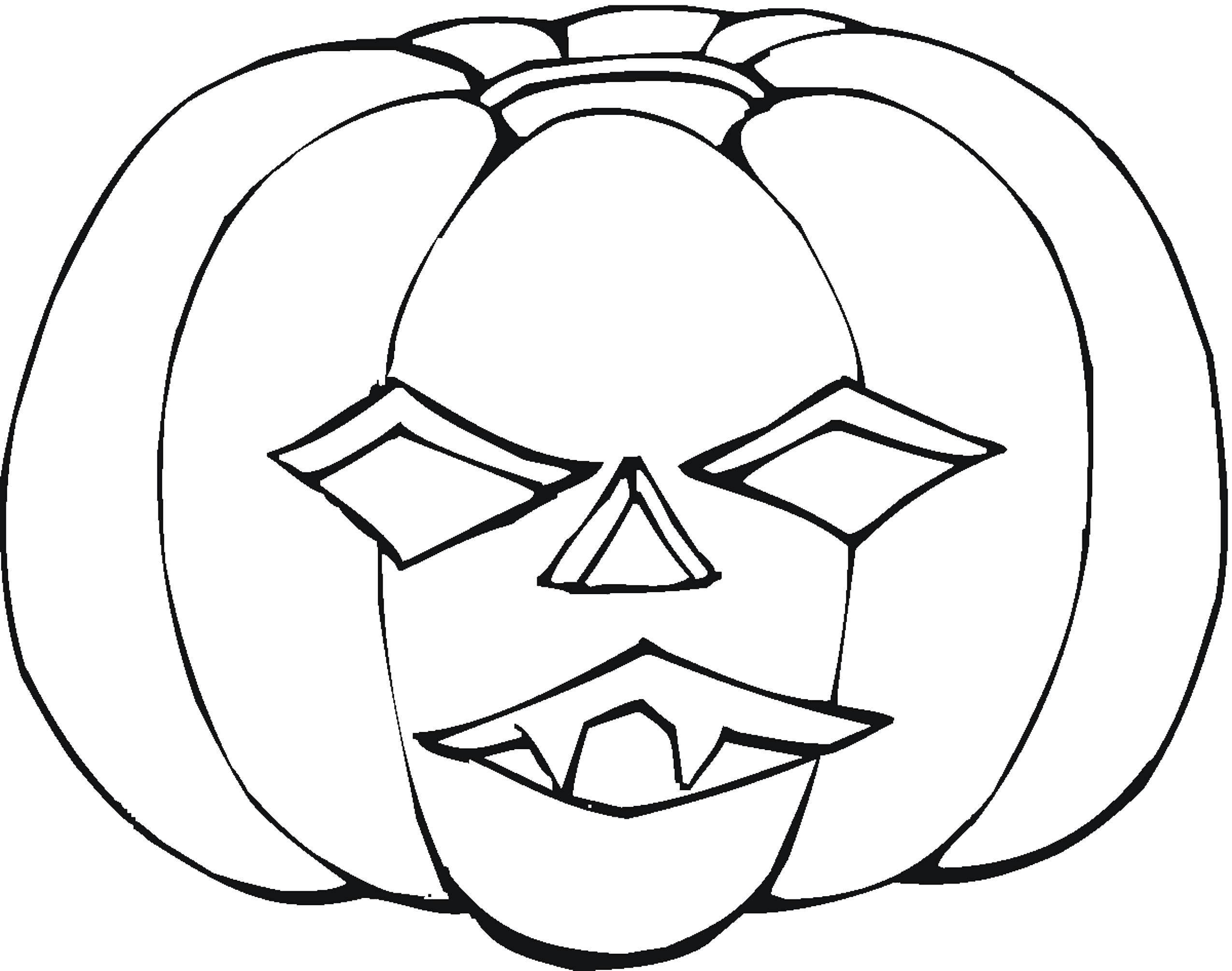 какие маски можно нарисовать на хэллоуин картинки какой