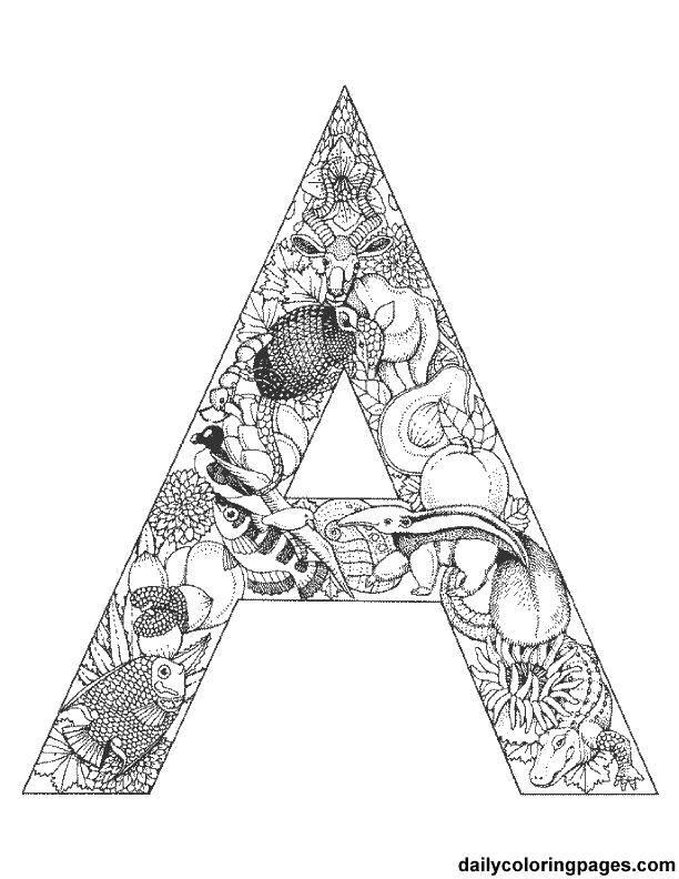Coloring sheet English alphabet Download children, school, cleaning.  Print ,school,