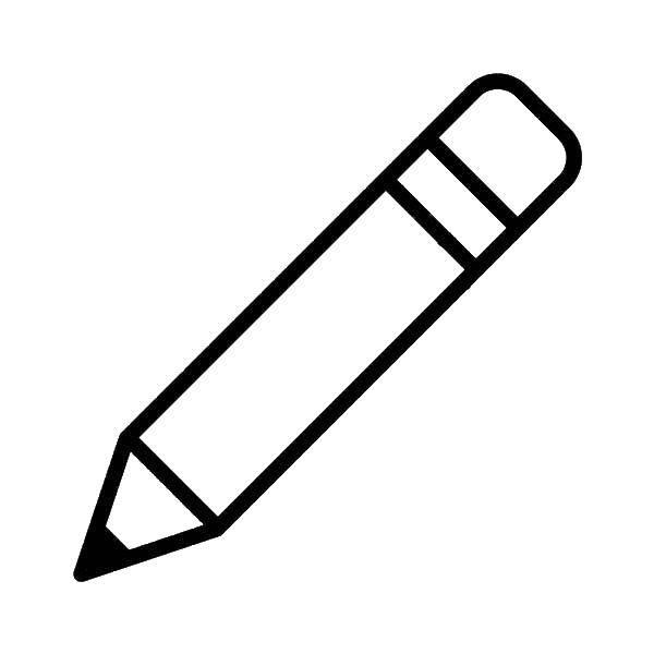 Раскраска карандаш Скачать ,Карандаши,.  Распечатать