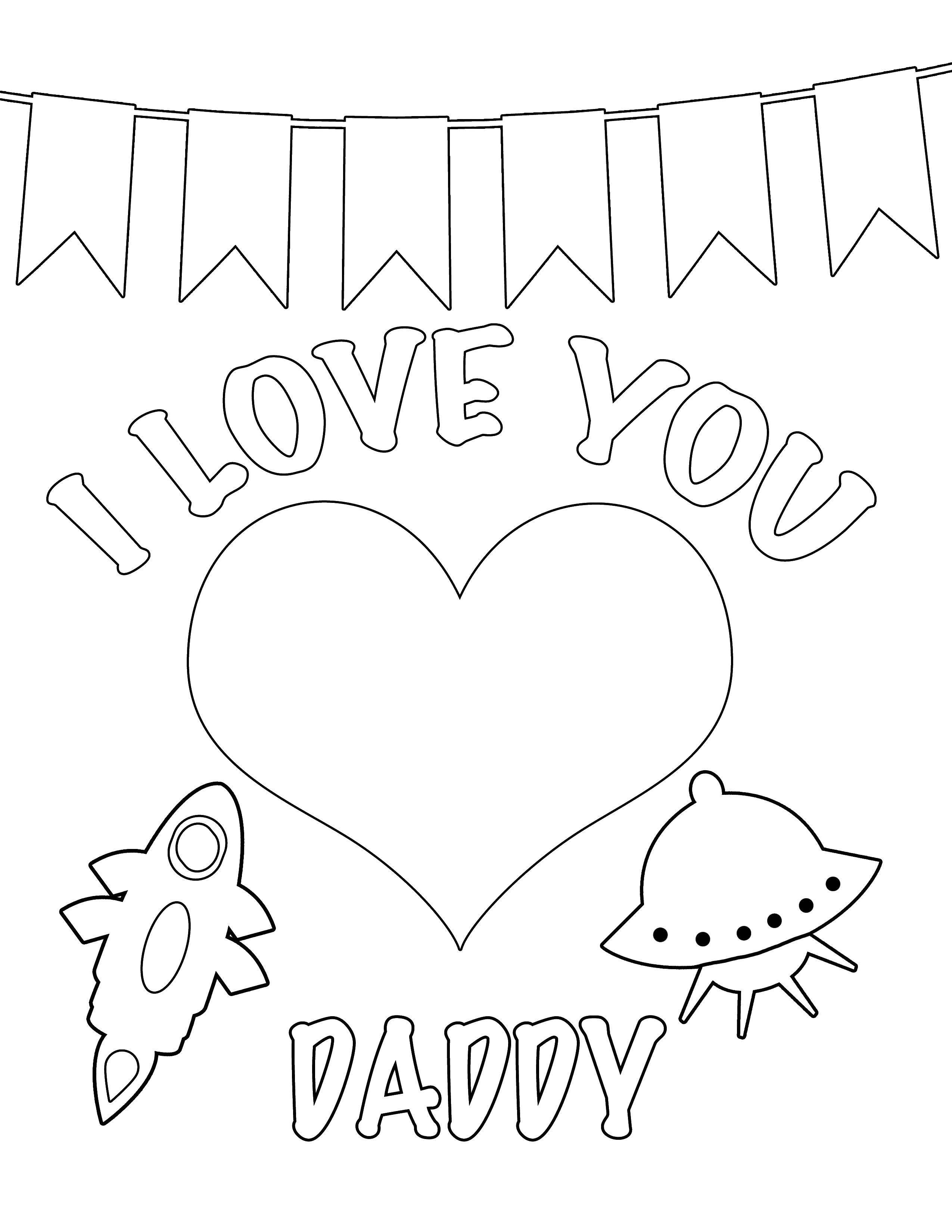 открытка с днем папы распечатать она является