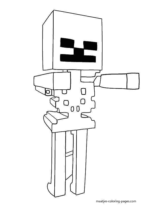 Coloring sheet minecraft Download star.  Print ,moon,