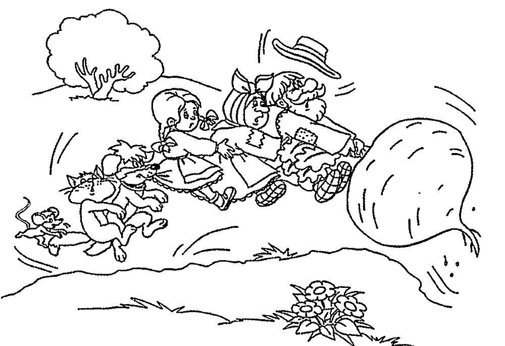 Coloring sheet Tales Download Princess , girl, castle,.  Print
