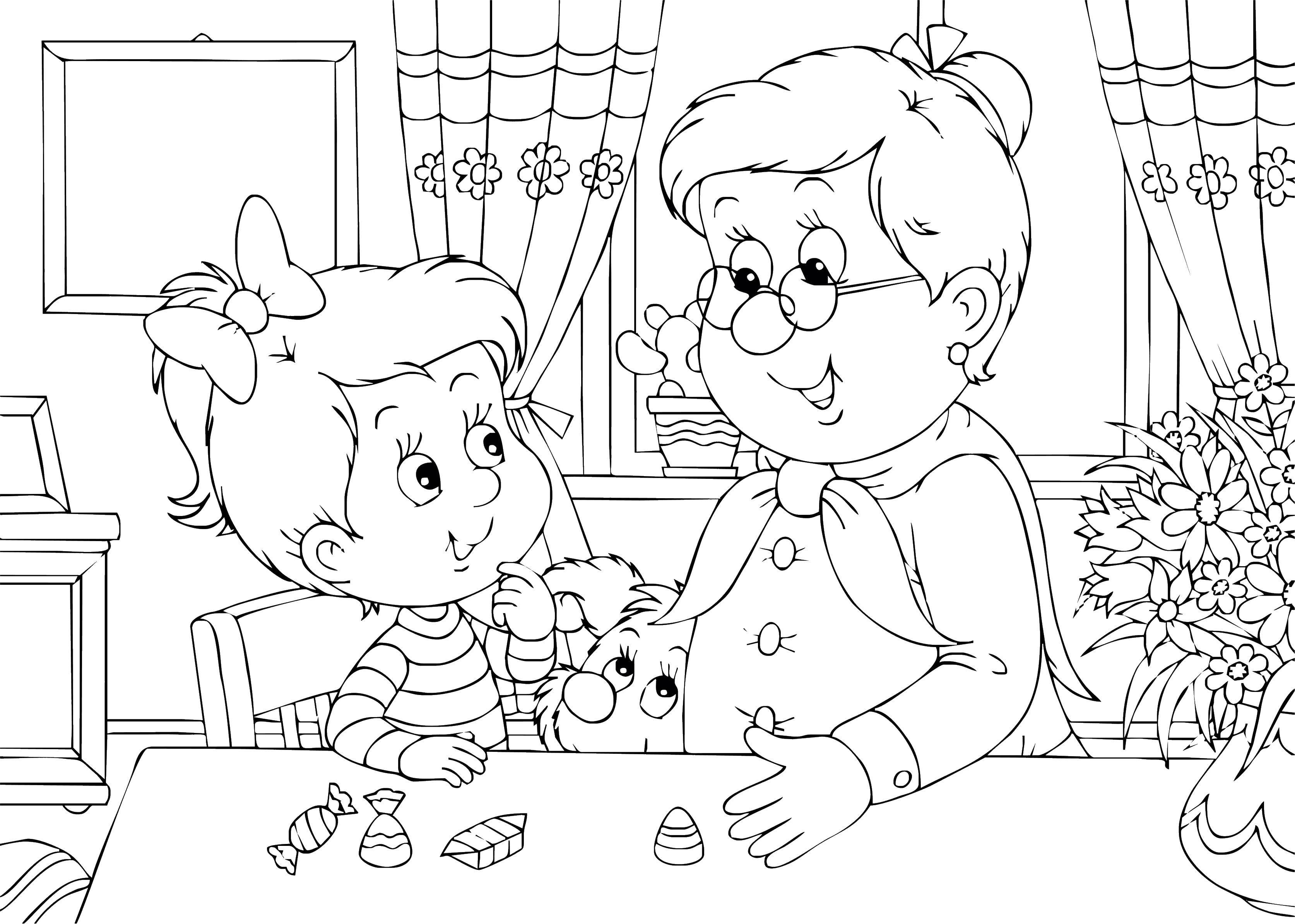 Coloring sheet Coloring pages for kids Download Instrument, drum.  Print ,Musical instrument,