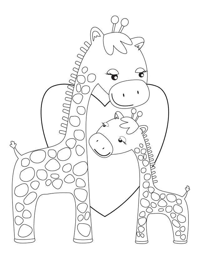 Coloring sheet baby animals Download Matryoshka,.  Print