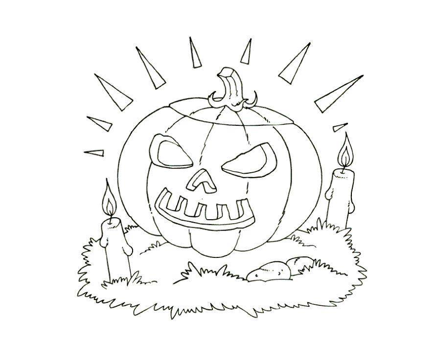 картинки для распечатки хэллоуин прогулки катание