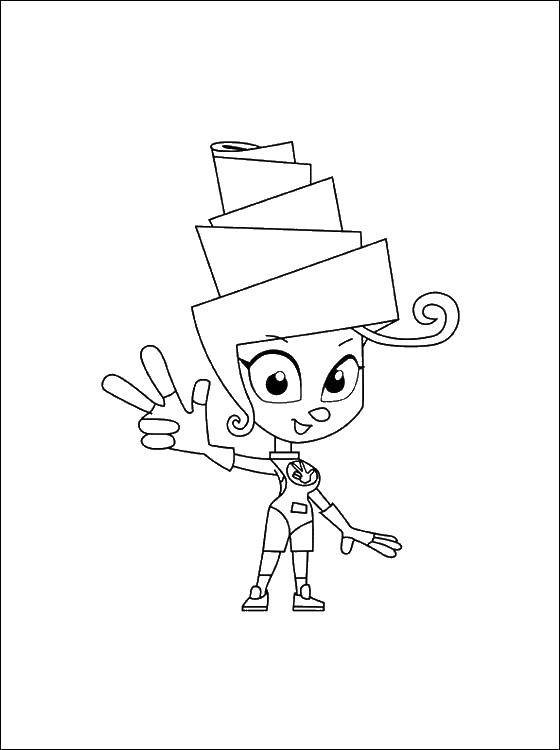 Online Coloring Pages Coloring Page Fixies Fixies Download Print Coloring Page