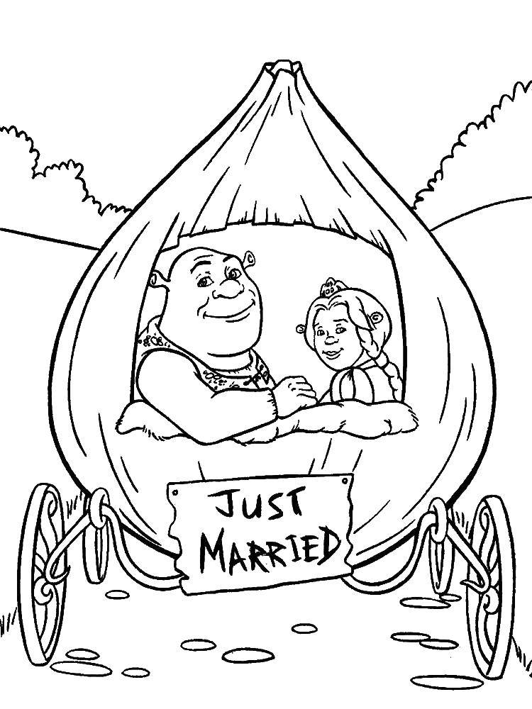 Coloring Freck. Category Cartoon character. Tags:  Freck got married.