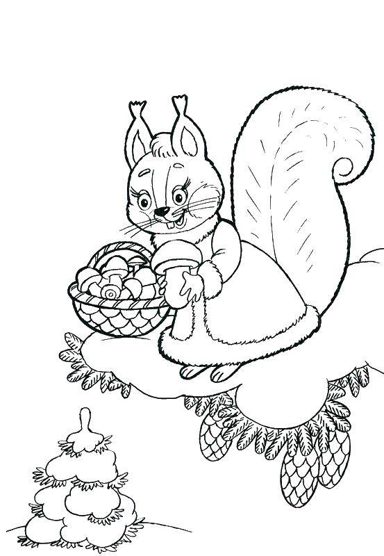 Coloring sheet winter Download ,cartoons, children,.  Print