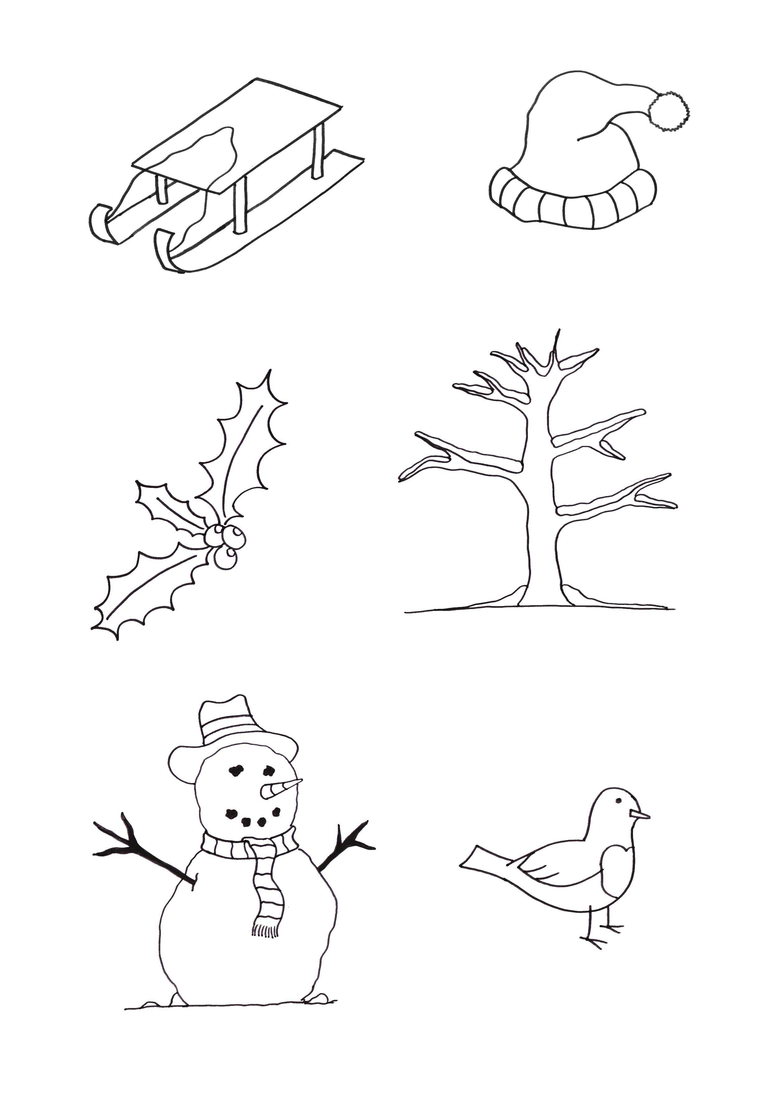 Coloring sheet winter Download jewelry, rings, hearts.  Print ,ring,