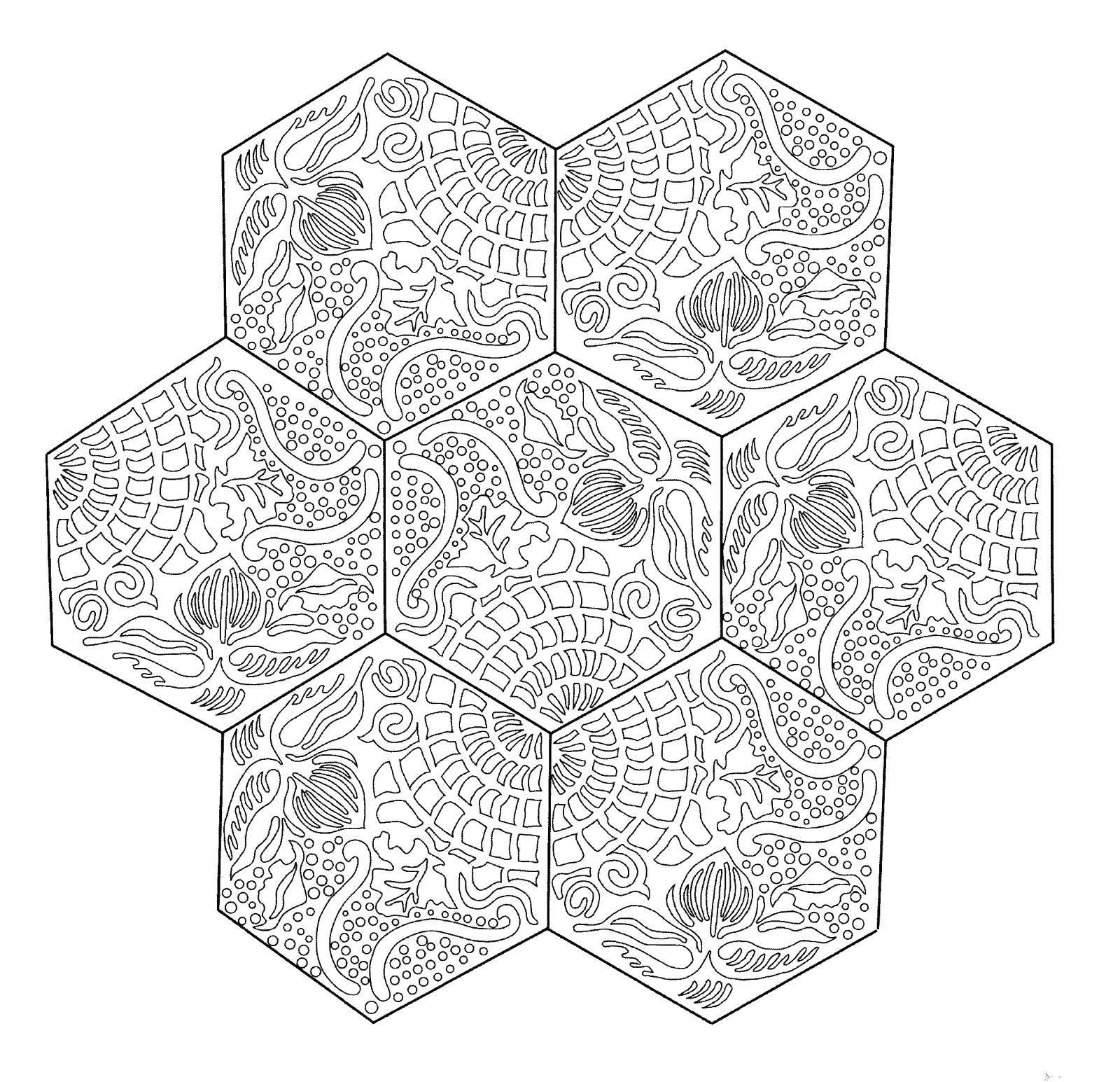 Coloring sheet patterns Download star.  Print ,moon,