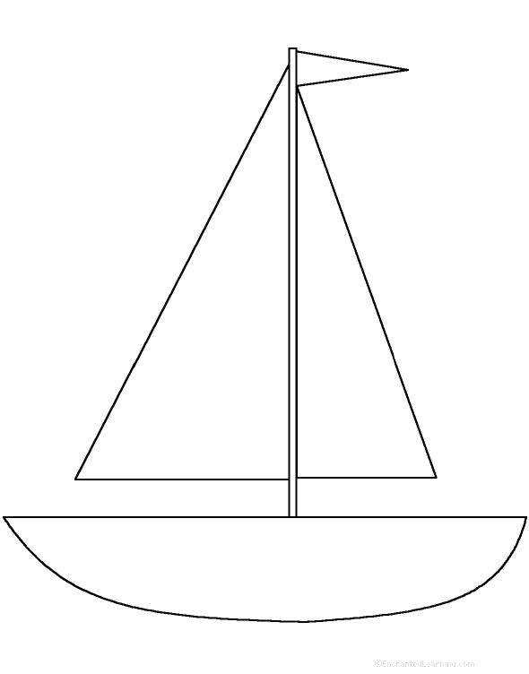 почему шаблон для картинки кораблик сильно привязана