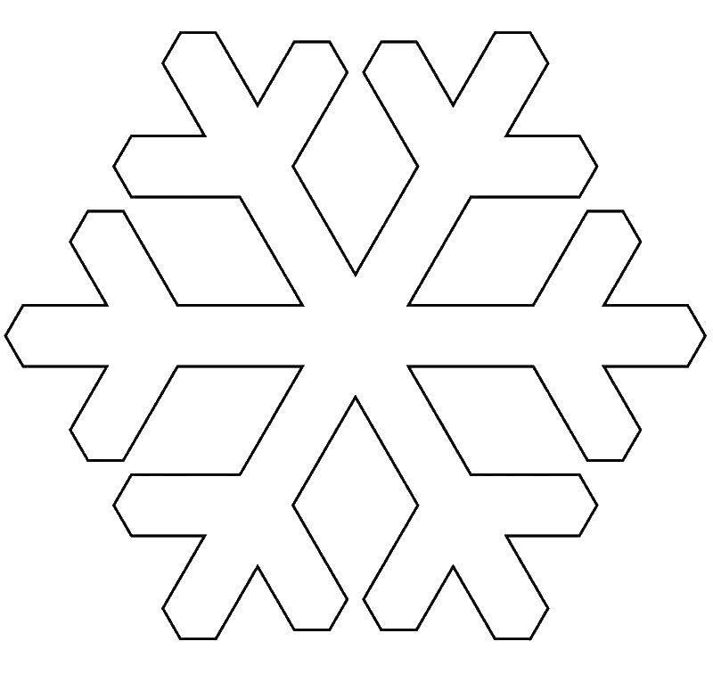 Coloring sheet snowflakes Download pizza, eyes, teeth.  Print ,Halloween,
